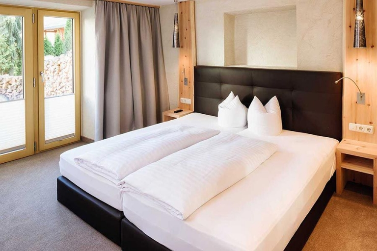 Alpin Suite Doppelbett