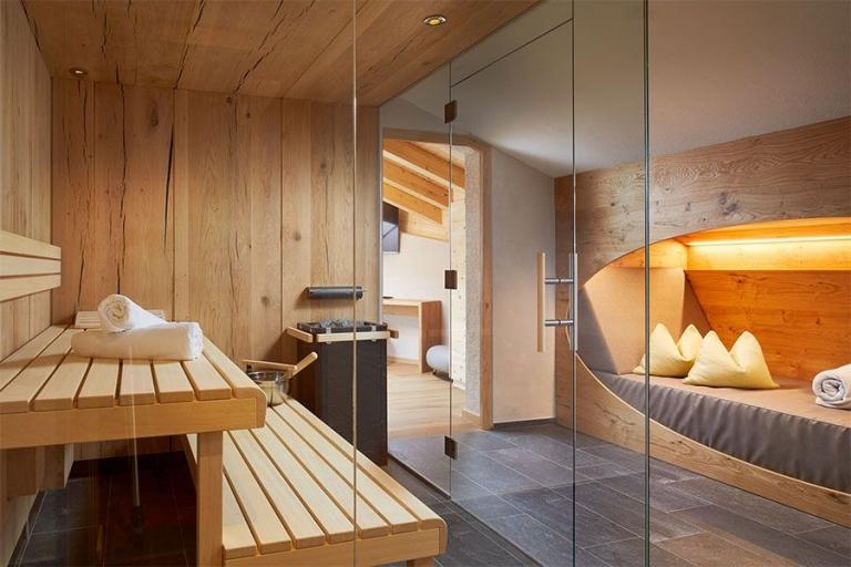 Alpina Suite Sauna