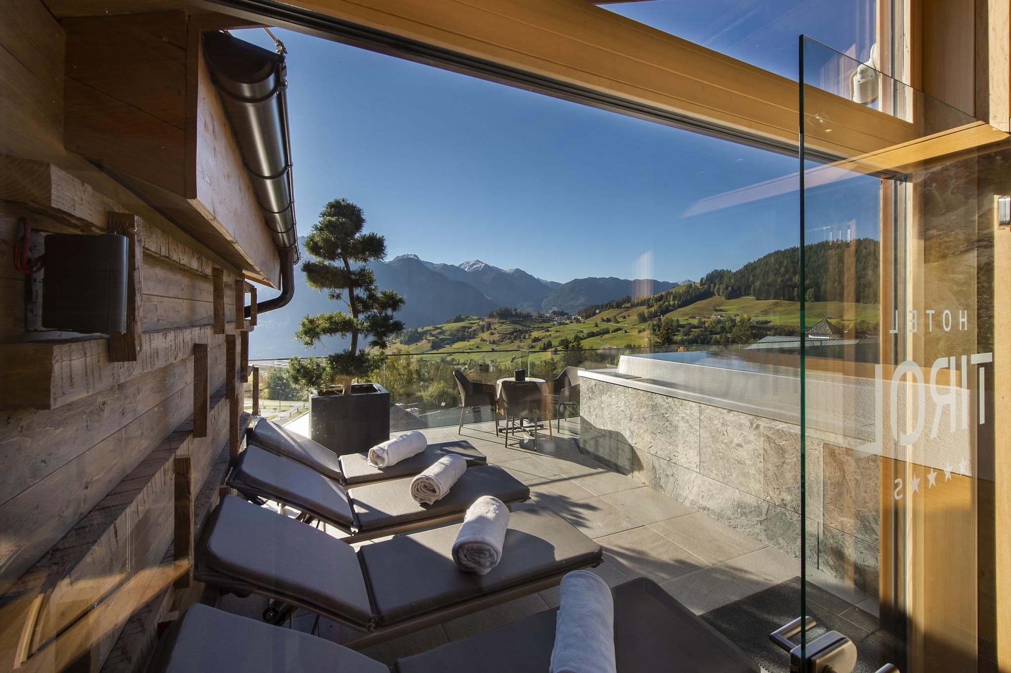 Hotel Tirol - SKY Spa