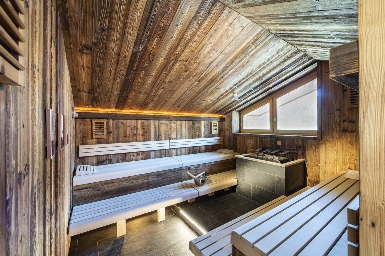 Hotel Tirol Sauna