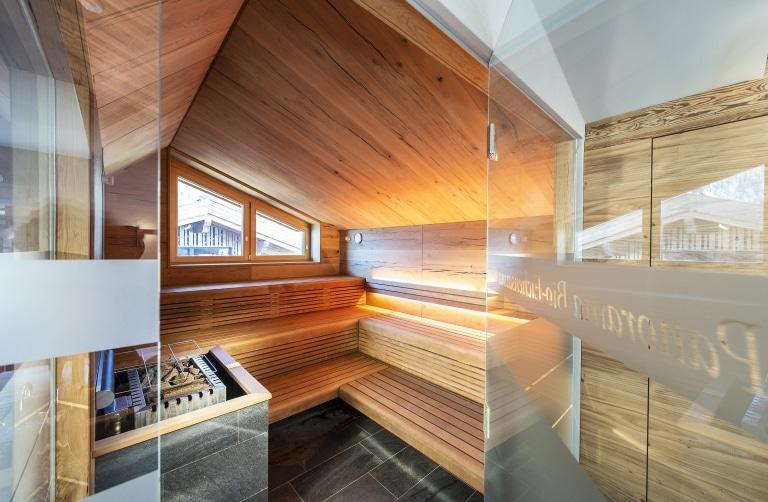 Sky Spa Sauna