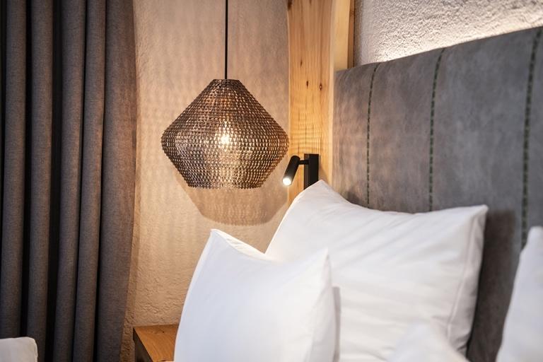 Alpin Kuschelzimmer Lampenschirm