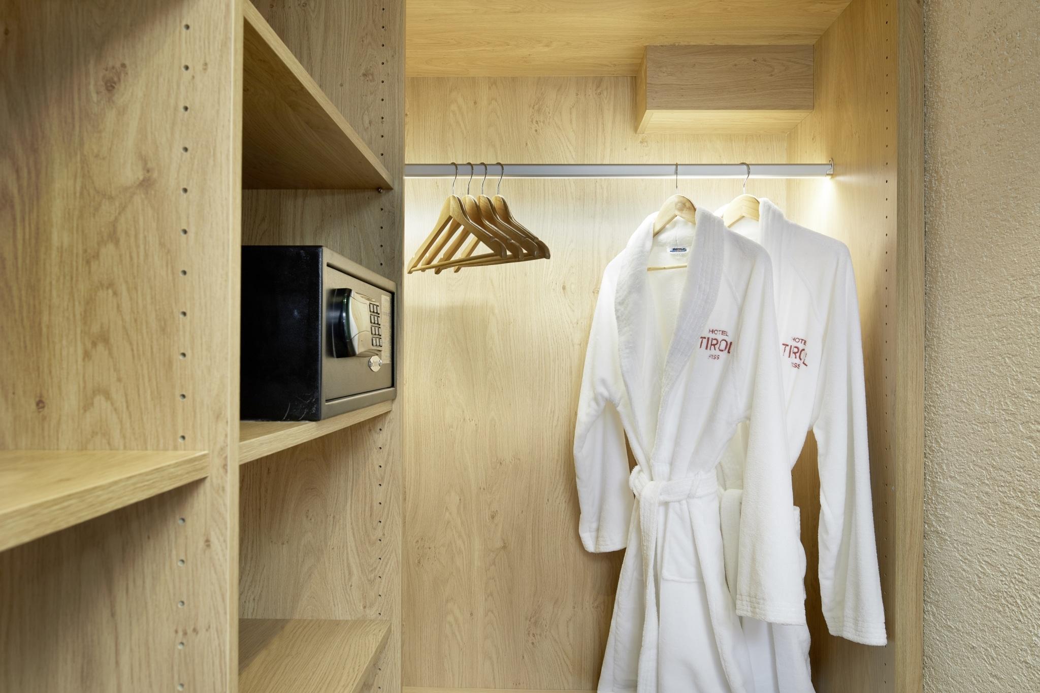 Hotel Tirol Fiss Bademäntel