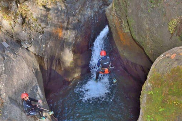 Rafting Canyoning