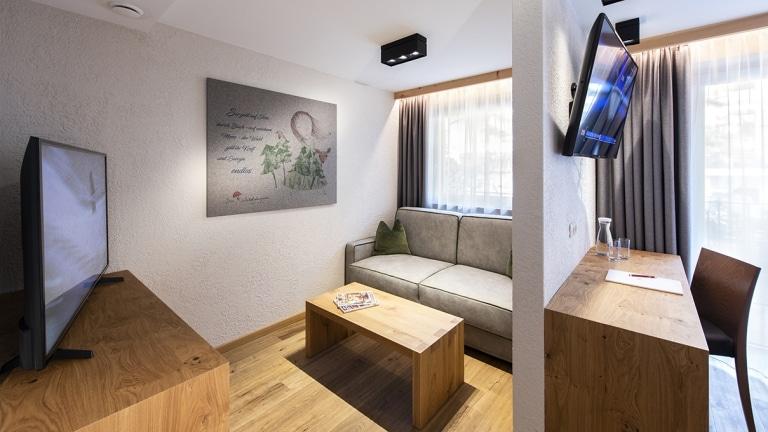 Zimmer Waldgängerin Verbindungstür