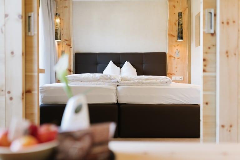 Garten-Suite Doppelbett
